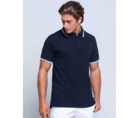 Футболка-поло JHK POLO REGULAR MAN CONTRAST