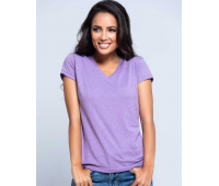 Футболка JHK LADY COMFORT V-NECK